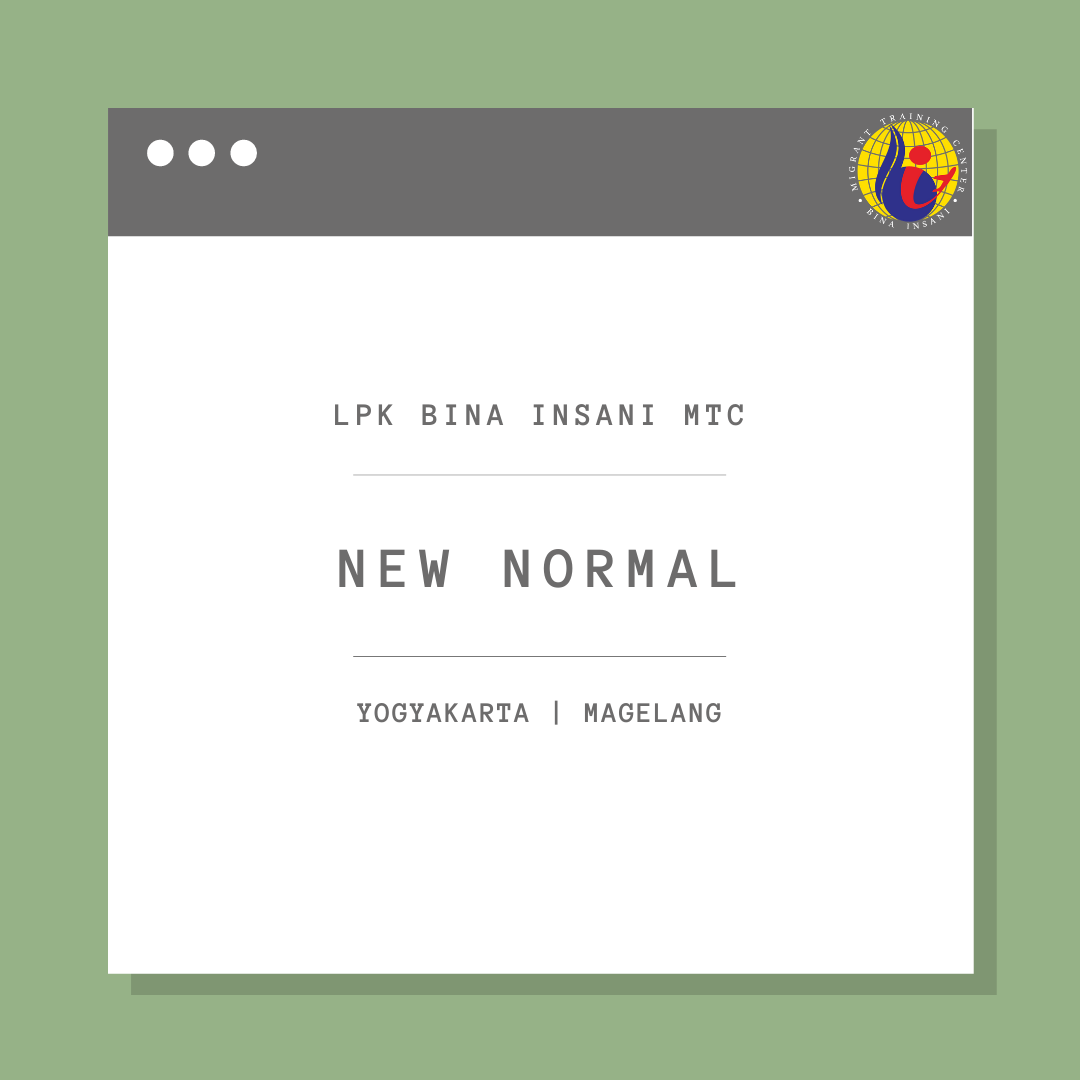 Poster New Normal Bina Insani