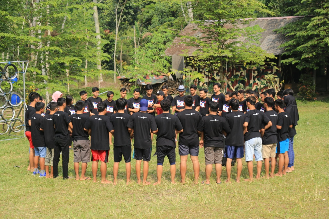 Outbound di Suka Desa Kaliurang